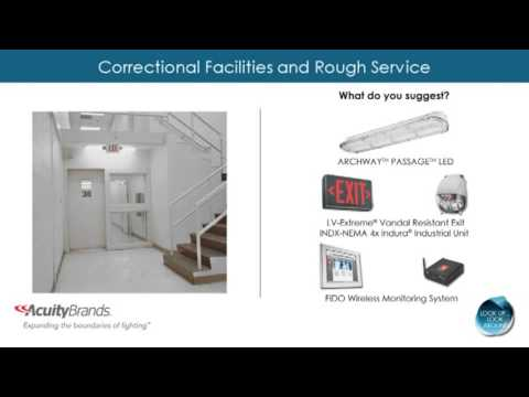 Correctional Facilities and Rough Service