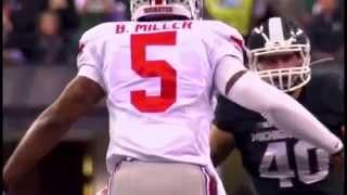 Ohio State vs Michigan State 2014 Football Trailer