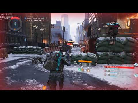 Tom Clancy's The Division...Grand Central Station..legendary  mission.its done