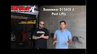 Dannmar D10ACX 2 Post Lifts from ASEdeals