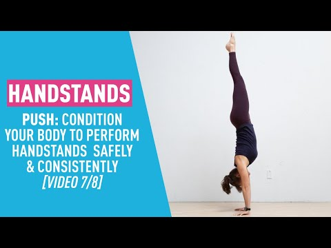 Handstand Conditioning: Strength & Endurance Exercises (Part 7 of 8)
