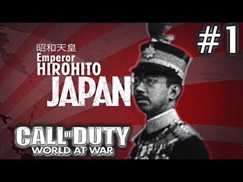 Call of Duty: World at War - Multiplayer gameplay #1 TDM BANZAI