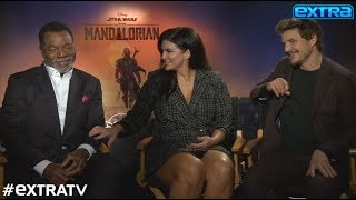 Gina Carano Teases 'Star Wars' Series 'The Mandalorian'