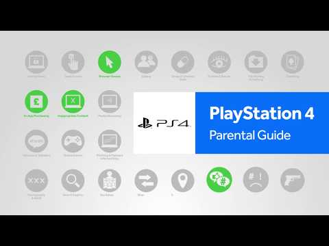 PlayStation 4 parental controls step-by-step guide | Internet Matters