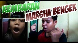 GILA!! MARSHA BENGEK PUNYA KEMBARAN !! #KIDSJAMANNOW