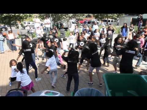 Oakland, CA Flash Mob