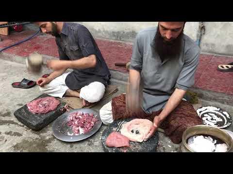 WAZA prepareing Gushtaba