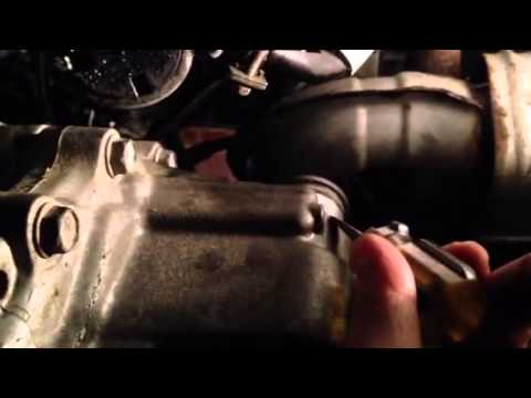 How to replace a speed sensor on a 2000 Mercury Villager/Nissan Quest