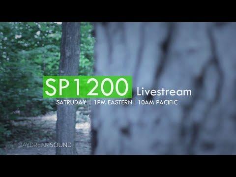 SP1200 Beat Making Live Stream - Closed!!! - 06/23/2018