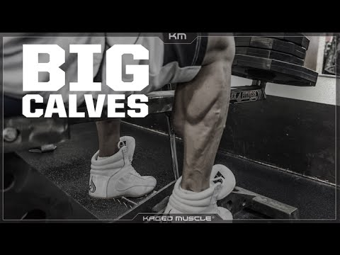 How to Build Bigger Calves With Kris Gethin