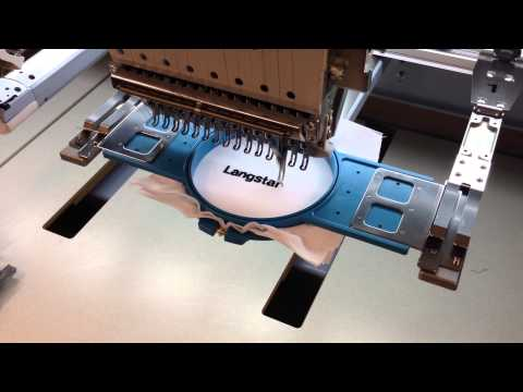 Langstane Promotional Products - Emboidery
