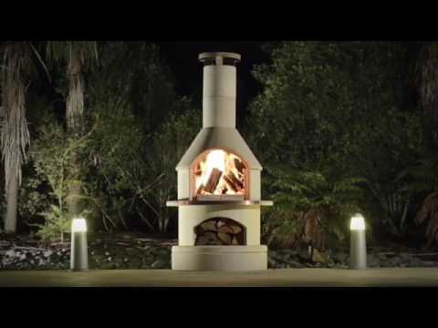 Buschbeck Masonry Barbecue Fireplaces Pizza Oven All In One