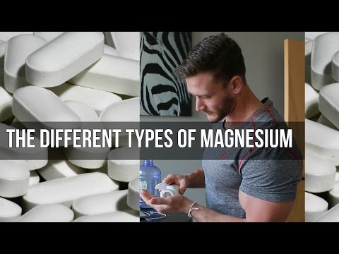 Different Forms of Magnesium | Anxiety, Cramps, and Digestion: Thomas DeLauer
