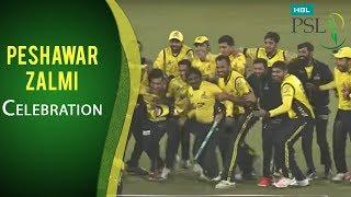 PSL 2017: Peshawar Zalmi WINS the HBL PSL 2017!