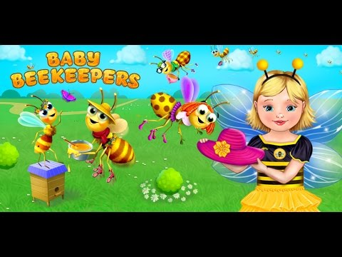 Baby Beekeepers | Save & Care for Bees | TabTale