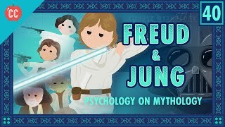 Freud, Jung, Luke Skywalker, and the Psychology of Myth: Crash Course World Mythology #40