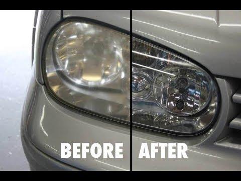 Headlight Restoration in Hindi | Learn Car Repair in Hindi