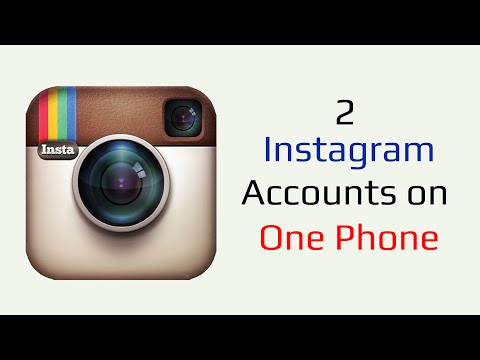 2 Instagram Accounts on one Android Phone!