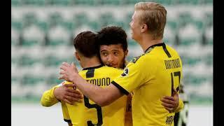 Borussia Dortmund vs Wolfsburg 2-0 Fan Reaction