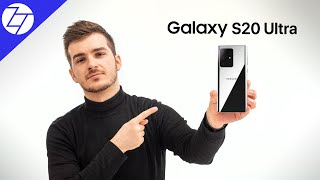 Samsung Galaxy S20 Ultra – Why I'm Concerned!