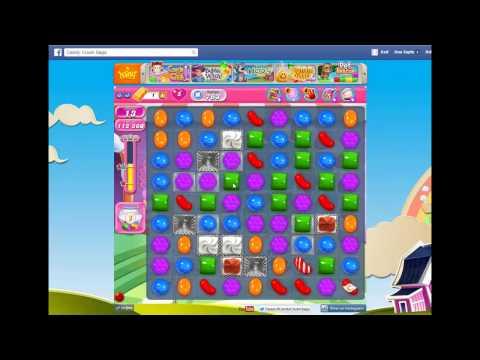 Candy Crush Saga Level 763 No Cheat