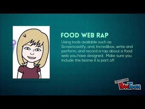 Food Web Rap Assignment