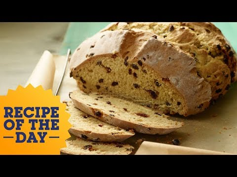 Recipe of the Day: Ina's 5-Star Irish Soda Bread | Food Network