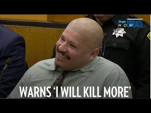 Illegal Kills Two California Cops, Laughs in Court and Says 'I Wish I Killed More'