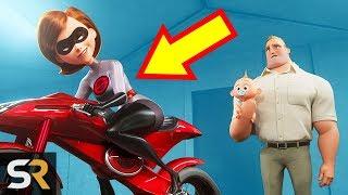 5 Incredibles 2 SECRETS Pixar Is Trying To hide