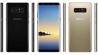 Samsung Galaxy Note 8 Ön İnceleme