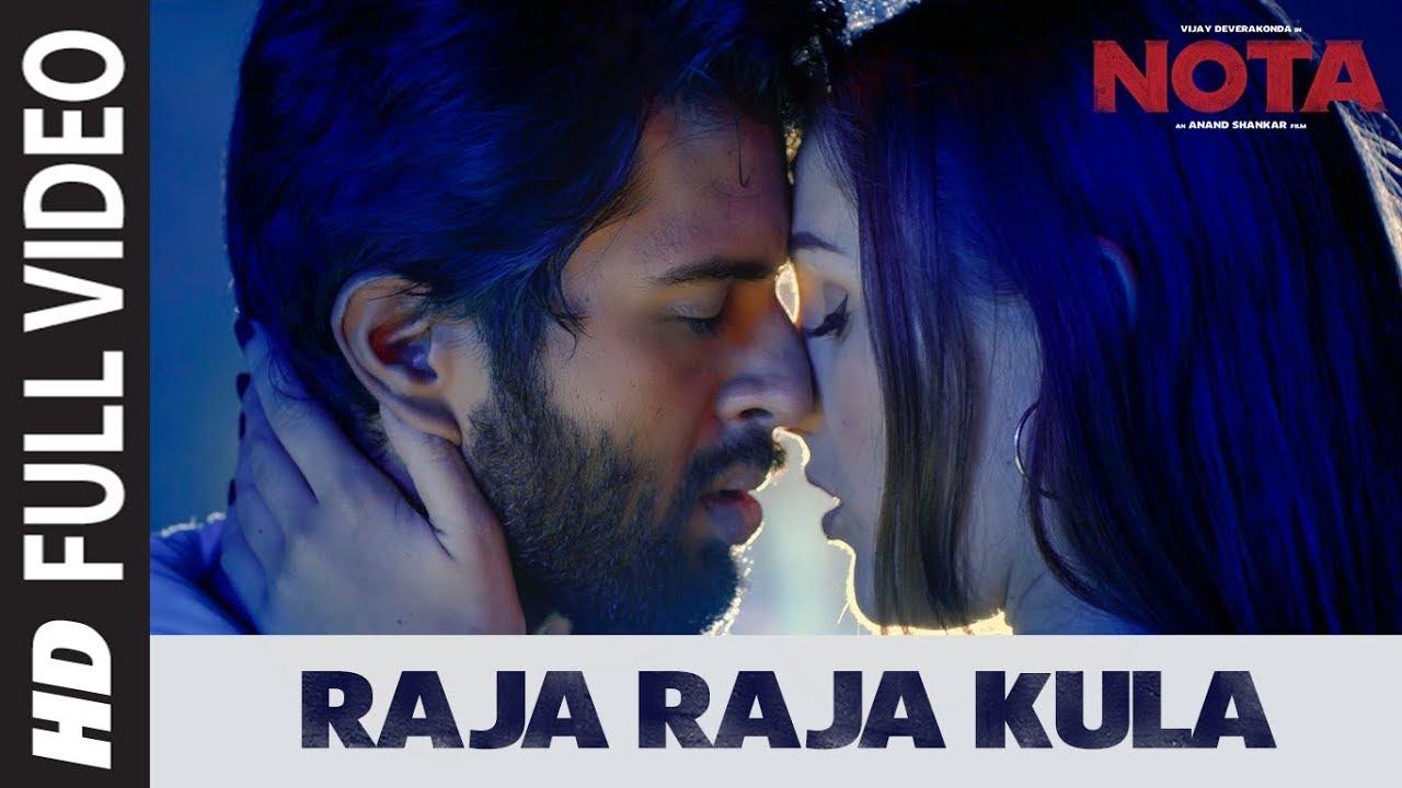 Raja Raja Kula Full Video Song  || NOTA Tamil Movie || Vijay Deverakonda || Sam C.S || Anand Shankar