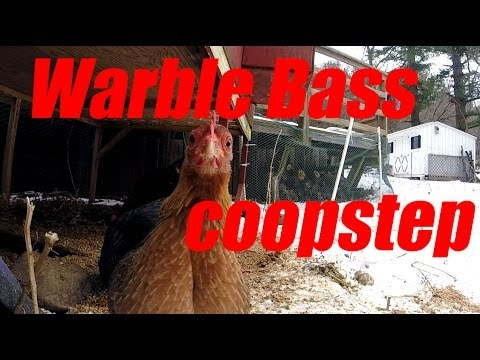 Warble Bass Coopstep