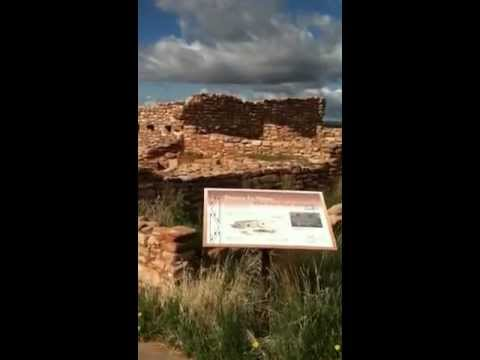 Tour the Ruins at Edge of the Cedars State Park Museum