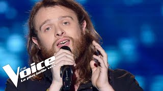 Labrinth (Jealous) |Guillaume |The Voice France 2018 |Blind Audition