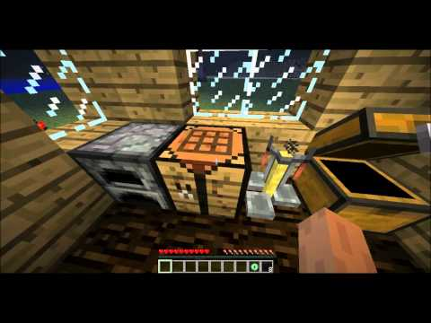 Minecraft - How to make An Enderchest.