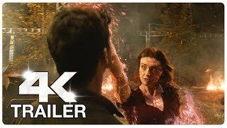 Download X-MEN DARK PHOENIX : 6 Minute Trailers (4K ULTRA HD) NEW 2019 Video