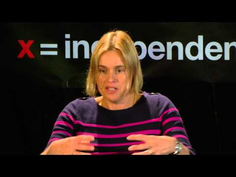 Happiness - building a values led organization: Esther McMorris at TEDxBathUniversity