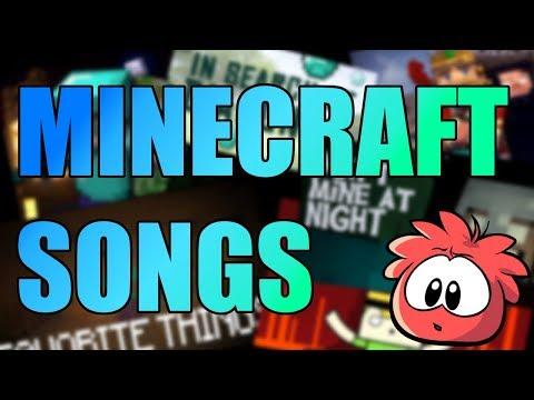 BEST OLD SCHOOL MINECRAFT SONGS [Nostalgia Alert]
