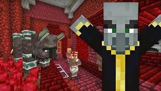 Minecraft Xbox | NETHER RAID! [455]