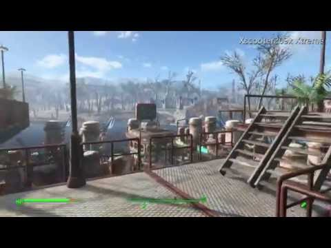 Fallout 4 water purifier Egret tours marina Water Puriyfing Industries