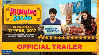 Running Shaadi | Official Trailer | Taapsee Pannu | Amit Sadh | Releasing 17th Feb 2017