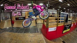 12 Year Old Girl Hannah Roberts BMX Video