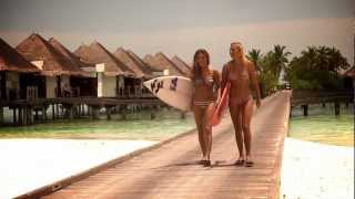 Billabong surf trip: Maldives