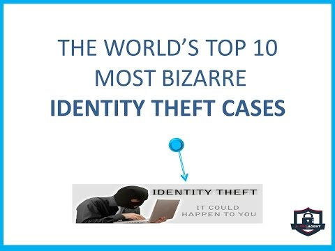 Top 10 identity thefts cases and how to Protect Yourself from Identity Thieves
