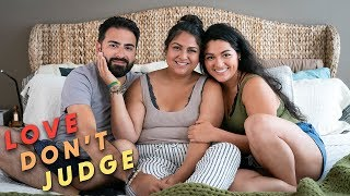 Being Polyamorous And Christian Is Not A Sin | LOVE DON'T JUDGE
