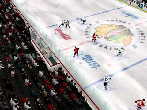 OT game winner: NHL 2004