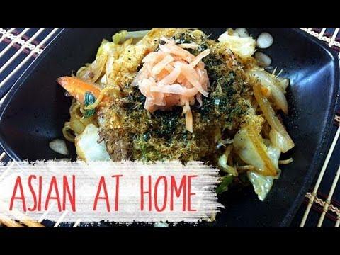 Yakisoba (Japanese Stir Fry Noodles)