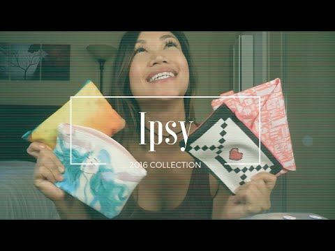 Review: Ipsy Glam Bag Collection
