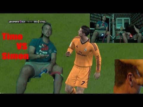 Timo vs Simon Folge#2 Teil 2 I Ea FIFA 14 PS4 I 1 gegen 1 I part.2I Let's play I Deutsch