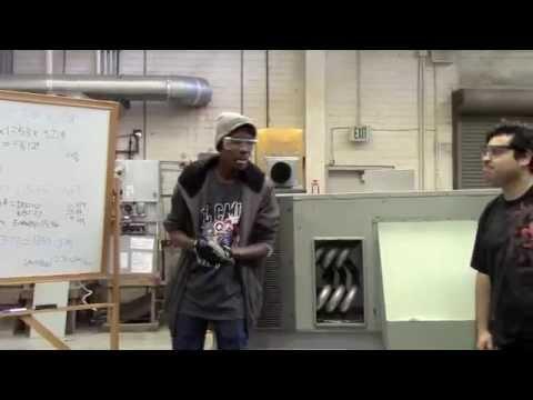 HVAC System BTU calculation